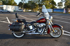 2010 Harley Davidson Heritage Softail Special