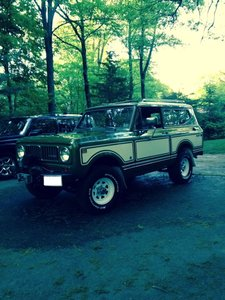 1973 International Scout 2