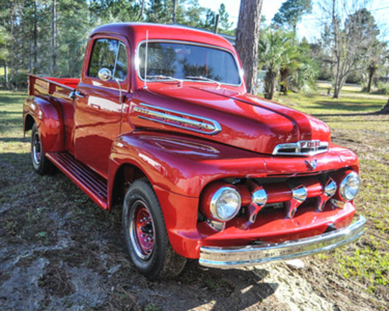 1951 Ford Ford F3 For Sale in Navarre, Florida | Old Car Online
