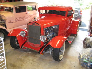 1931 Ford 2dr copupe