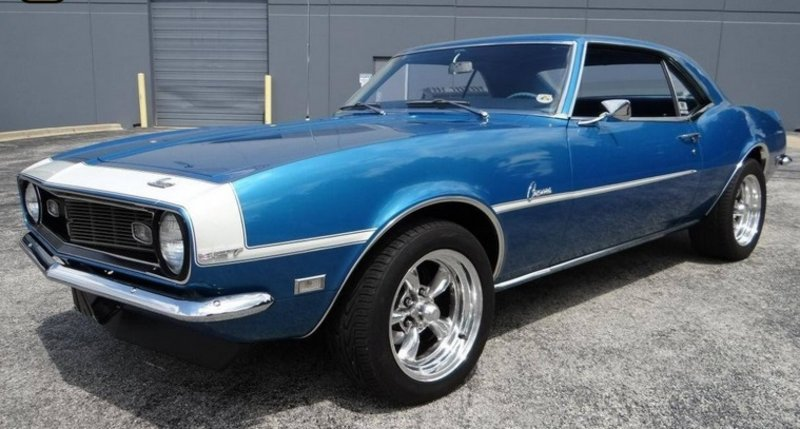 1968 Chevrolet Camaro For Sale In Wharton New Jersey