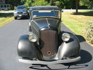 1933 Plymouth PCXX Business