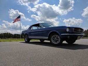1964 Ford 1964 1/2 Ford Mustang