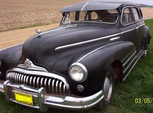 1948 Buick Special Eight