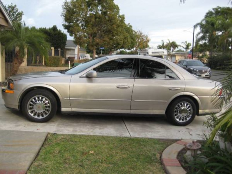 2000 Lincoln LS For Sale in Anaheim, California | Old Car Online