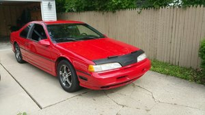 1992 Ford Thunderbird SC