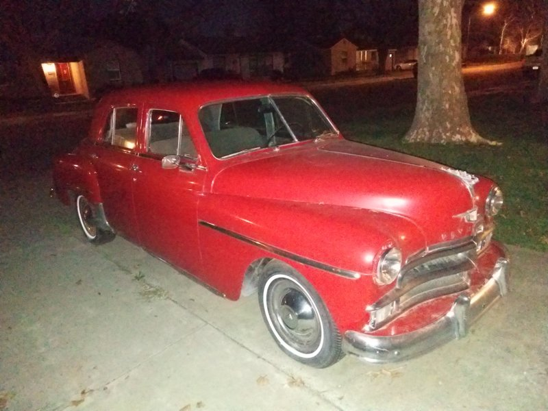1950 Plymouth Delux For Sale in Woodland , California | Old Car Online