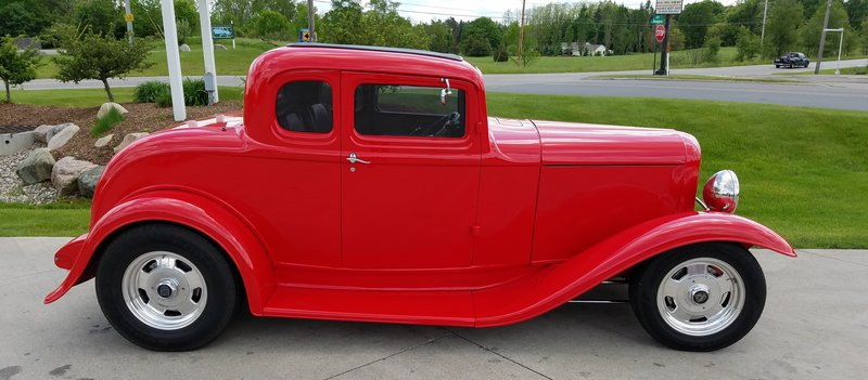 1932 Ford Steel Body - 5 Window