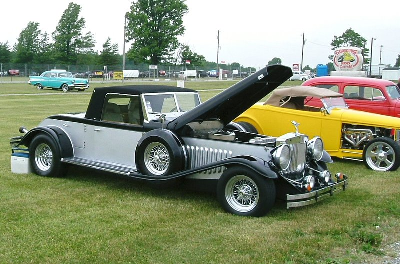 1931 Replica Rolls Royce Phantom 2