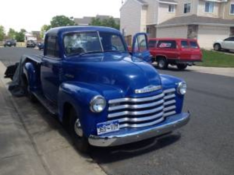 1951 Chevrolet 3600 For Sale in Commerce city, Colorado | Old Car Online