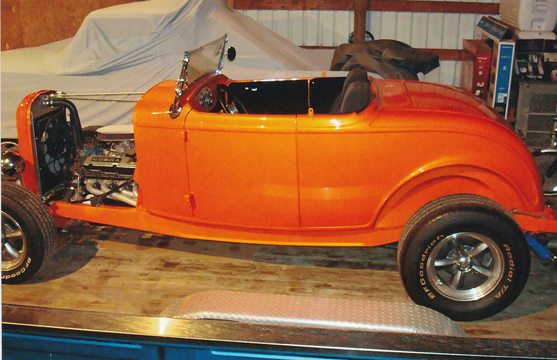 1932 Ford Roadster High-Boy