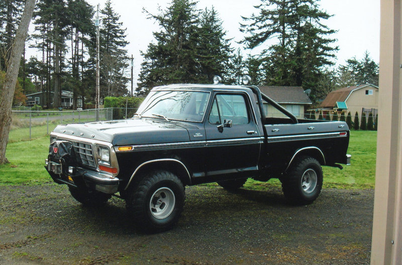 1979 Ford F-150 Ranger For Sale in Coos bay, Oregon | Old Car Online