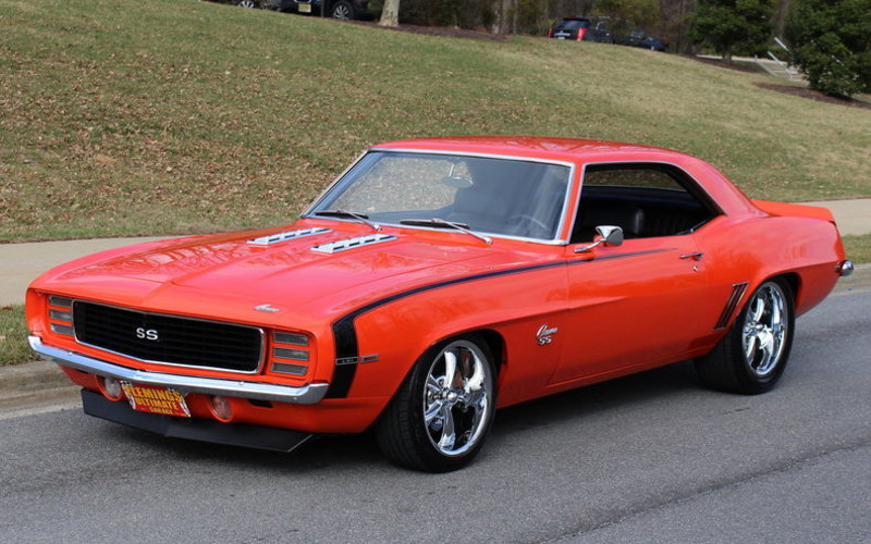 1969 Chevrolet Camaro For Sale In Rockville Maryland Old Car Online