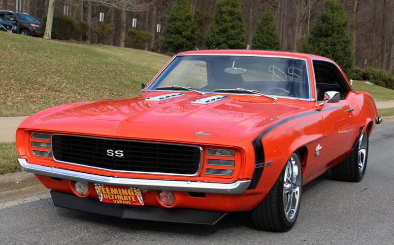 1969 Chevrolet Camaro For Sale In Rockville Maryland