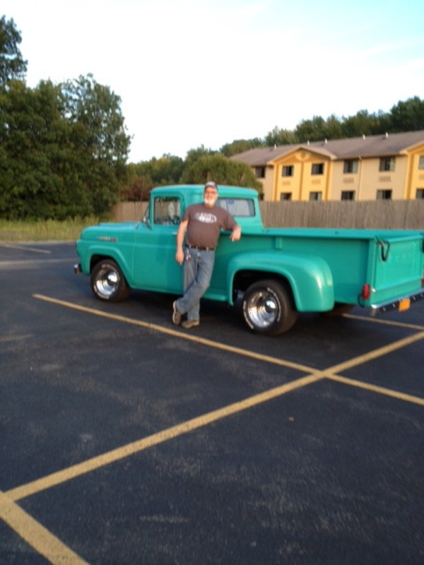 1960 Ford F100 For Sale in Liverpool, New York | Old Car Online