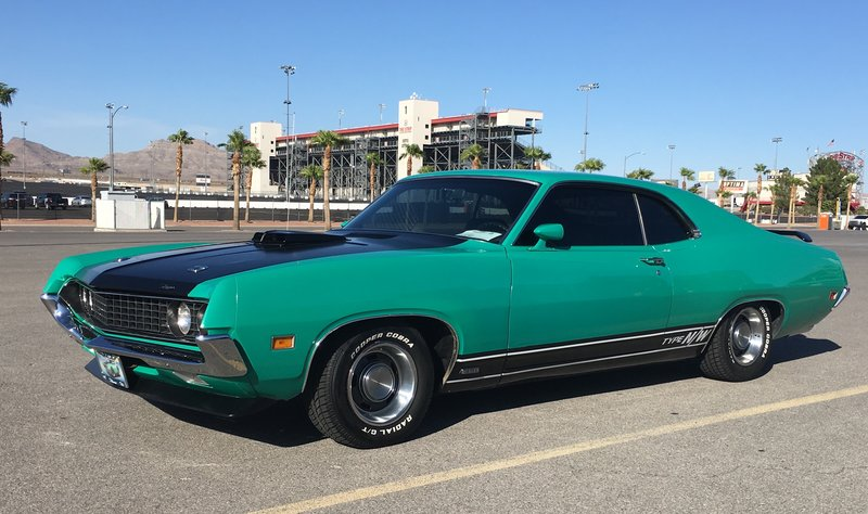 1970 ford torino type n w for sale in north las vegas nevada old car online. Black Bedroom Furniture Sets. Home Design Ideas
