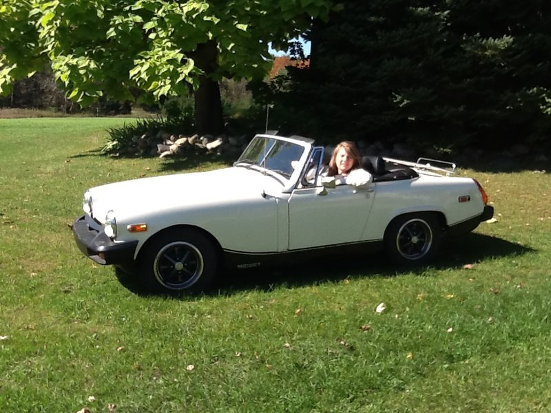 1979 MG Midget For Sale in East lansing, Michigan | Old Car Online