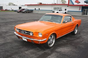 1965 Ford Mustang Fastback GT
