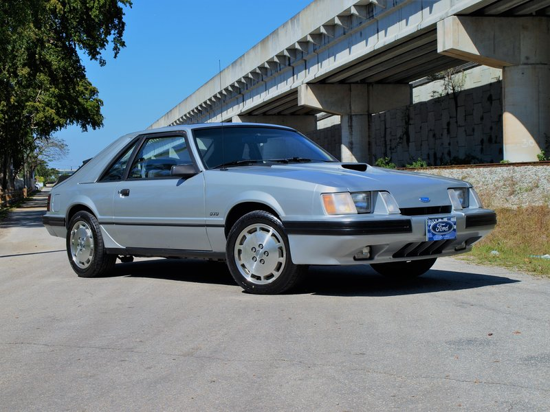 1984 Ford Mustang SVO For Sale in Fort lauderdale, Florida | Old Car ...