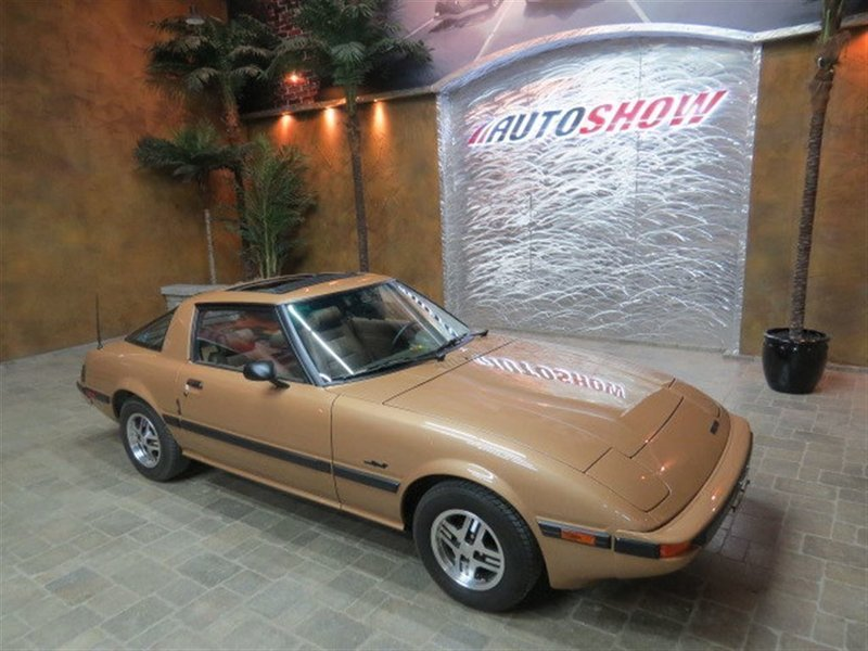 1983 Mazda RX7 For Sale in Winnipeg , Manitoba | Old Car Online