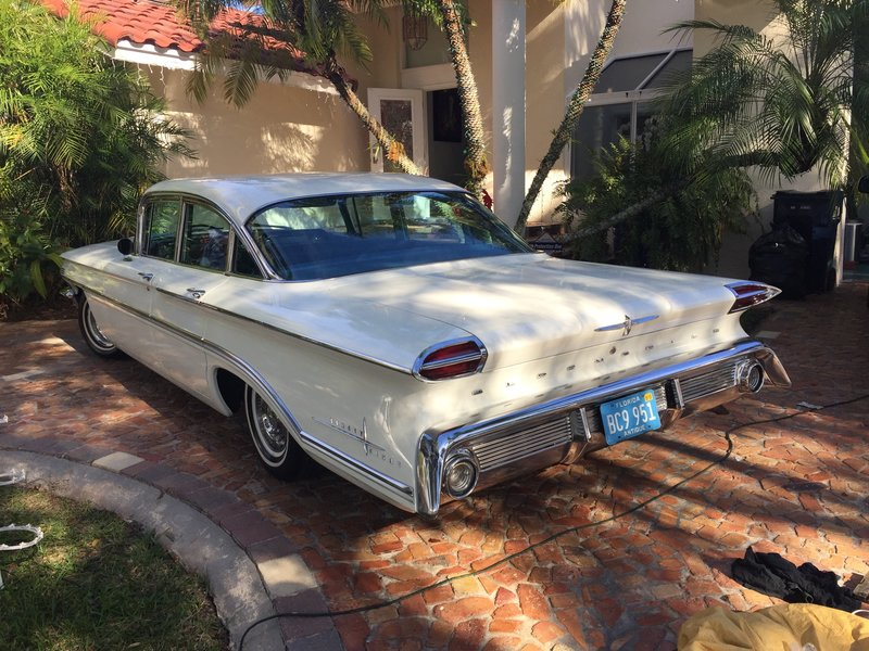 1960 Oldsmobile 98 For Sale in Miami , Florida | Old Car Online
