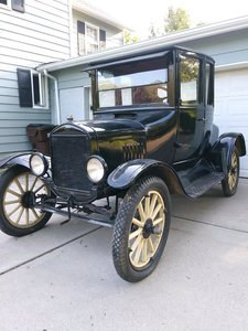 1925 Ford Model T (Doctor