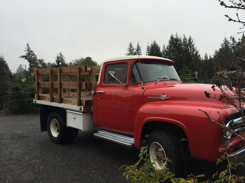1956 Ford F-350