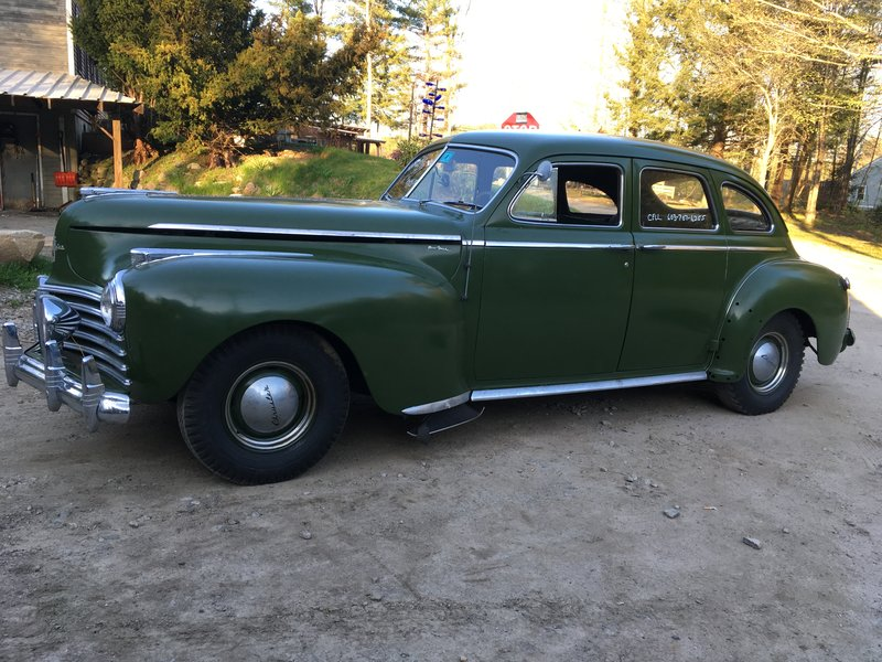 1941 Chrysler New Yorker