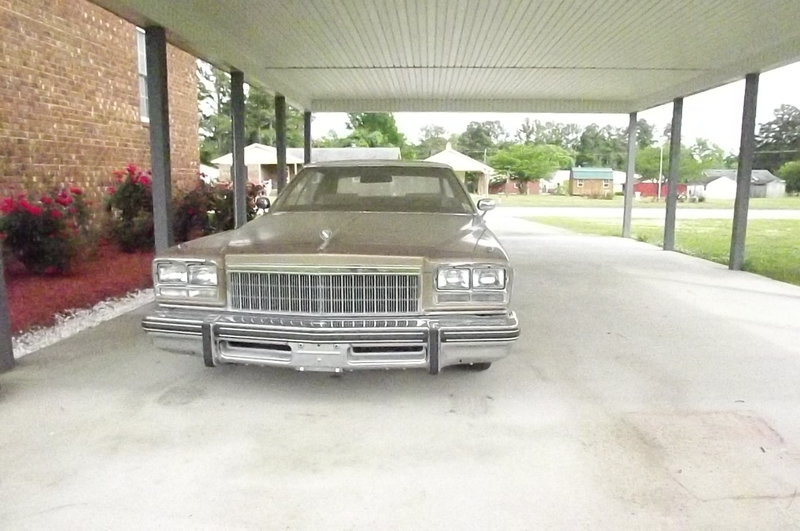1976 Buick electra 225