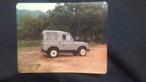 1965 Land Rover 88 series2a