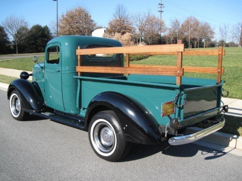 1938 Chevrolet Pick Up