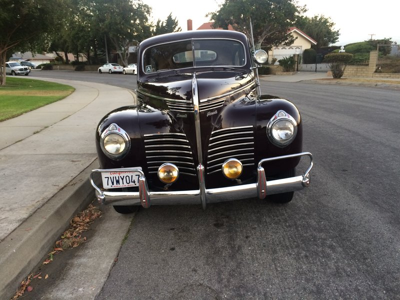 1940 Plymouth P 10 deluxe