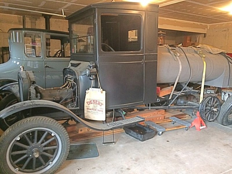 1925 Ford Ford Model TT oil/fuel truck For Sale in Colorado springs ...