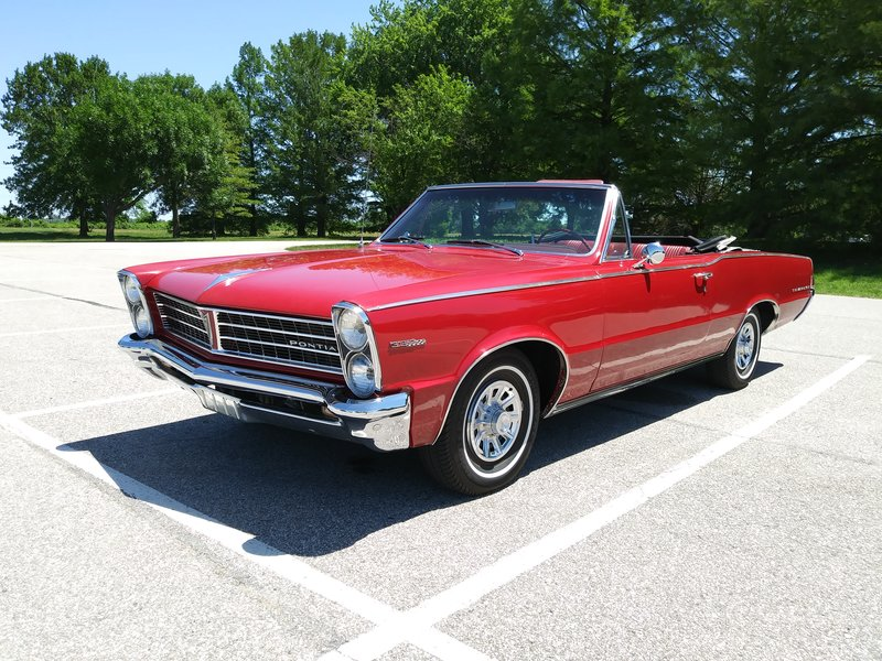 1965 Pontiac Tempest Custom Convertible For Sale in St louis ...