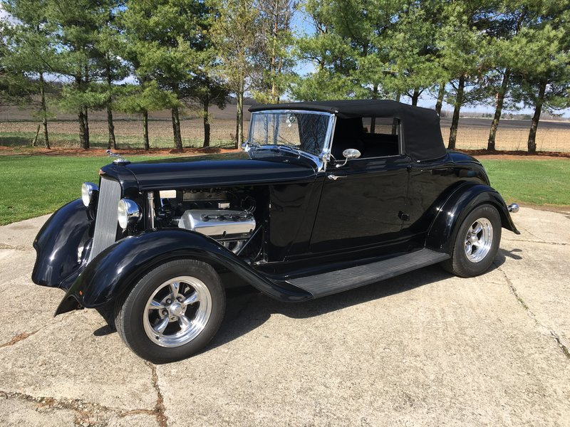 1933 Dodge DP For Sale In Frankfort, Indiana