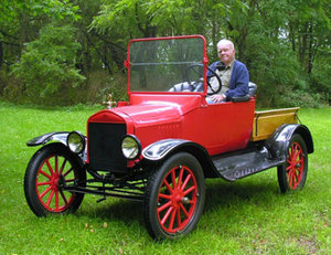 1918 Ford T