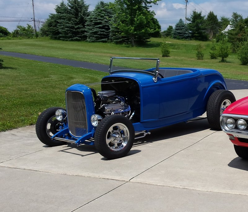 1932 Ford Roadster For Sale in Granville, Ohio   Old Car Online