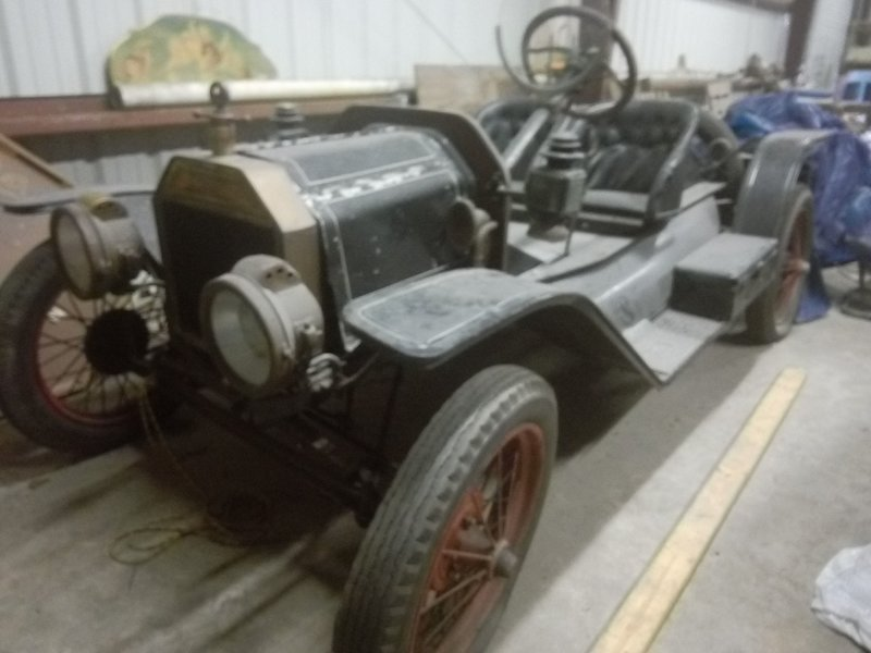 1911 Ford T speedster For Sale in Folsom, Louisiana | Old Car Online