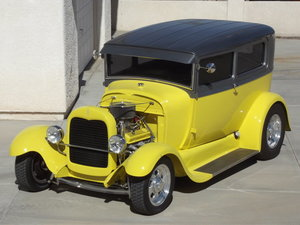 1928 Ford Turdor Sedan