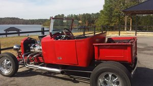 1922 Ford 1922 Ford Model T- Bucket Hot Rod