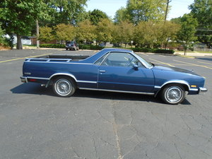 Chevrolet El Camino Classic Cars Trucks For Sale On OldCarOnlinecom - Classic chevy cars