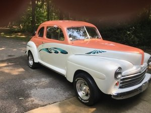 1948 Ford Businessman coupe