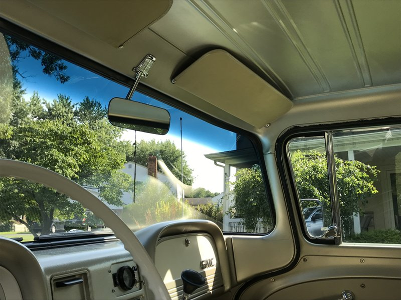 1960 GMC SHORTBED