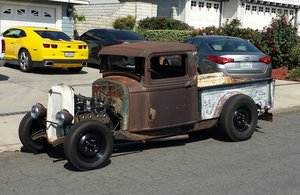 1934 Ford Traditional hot rod