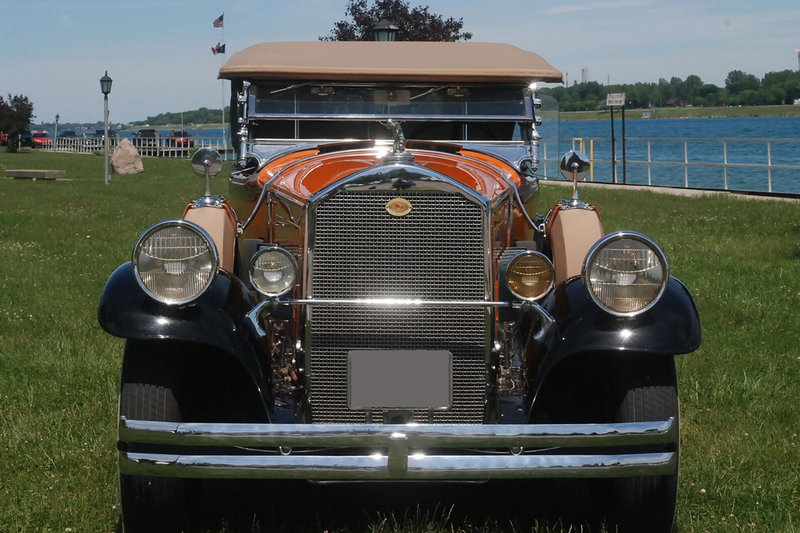 1930 Pierce Arrow B