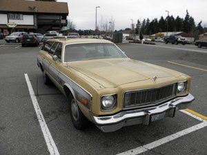 1975 Plymouth Plymouth Fury Sport Suburban Station Wagon