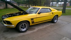 1969 Ford Mustang Boss 302 Clone