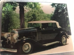1932 Buick 2 Dr coupe