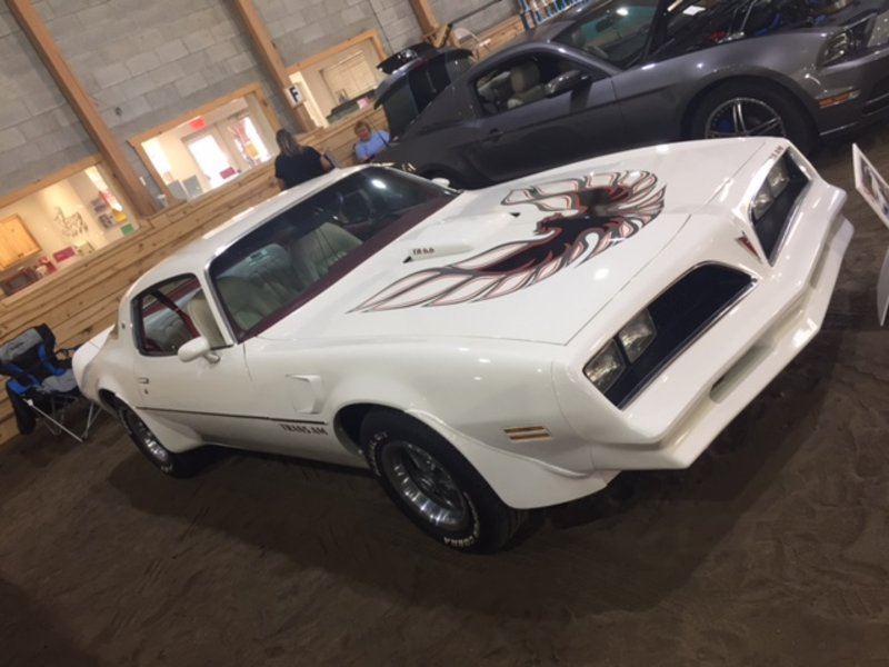 1977 Pontiac W72 WS6 4 Speed Trans Am