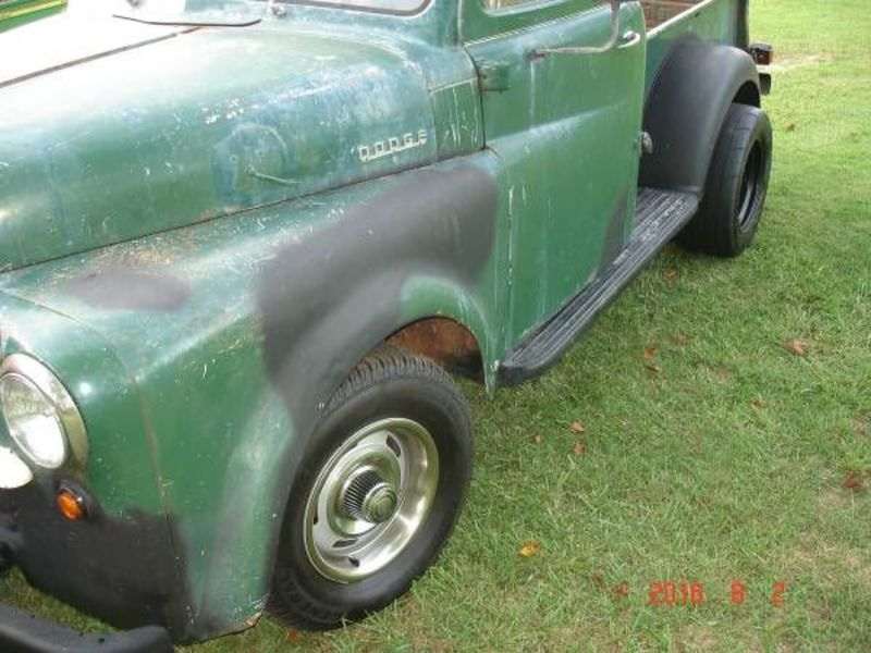 1949 Dodge Rat Rod